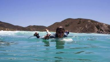 Cameron Munro was an experienced British surfing instructor.