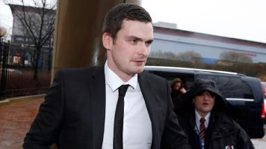 Adam Johnson is expected to be jailed.