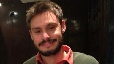 Giulio Regeni's body was found dumped by a roadside in a Cairo suburb.