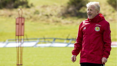 Gordon Strachan: Age not a factor in deciding Scotland readiness