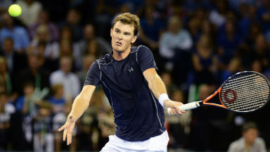 Jamie Murray a British tennis legend after becoming world number one