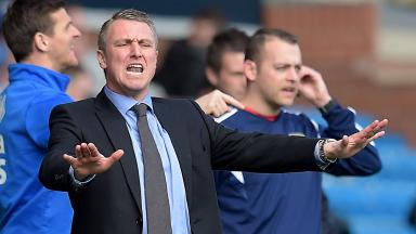 Signings: Lee Clark has added two new faces.