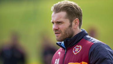 Robbie Neilson won't give up on Hearts' chase for second