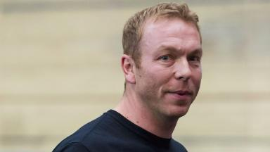 Switch: Chris Hoy's change of scenery continues.