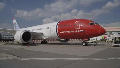 Norwegian Air i