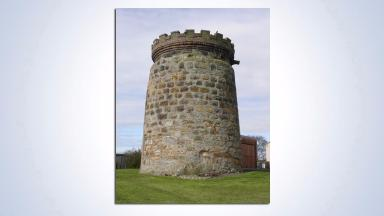 Heritage: B-listed Dysart Windmill is to be restored.