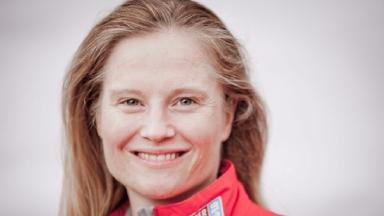 Sarah Young: Yachtswoman died.