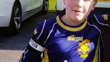 Missing: Joshua Partridge was last seen on Saturday evening.