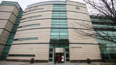 The woman was sentenced at Belfast Crown Court