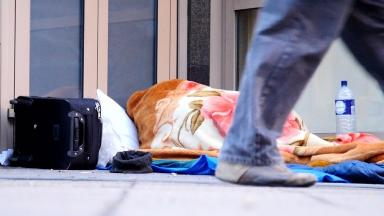 Thousands of people sleep on the streets across the UK every night.