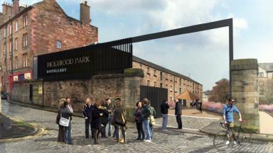 Whisky: Holyrood Park would be the city's first single malt distillery since the 1920s.