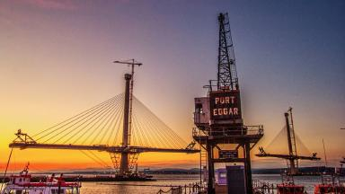 Queensferry Crossing by James Miller