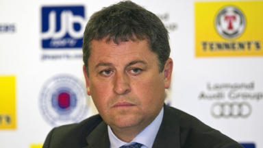 David Whitehouse of Duff and Phelps was appointed to run Rangers in February 2012.