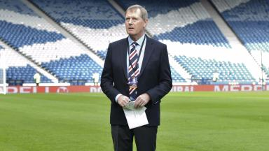 Investment: Club chairman Dave King has provided £4.5m.