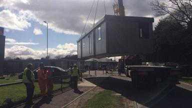 Edinburgh Schools Temporary Classrooms