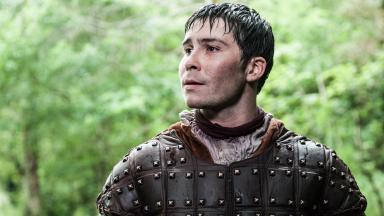 Podrick rising: Daniel Portman's character has become a big fans' favourite.