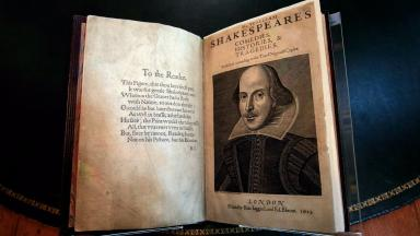 Shakespeare: A-Z of national poet's career.
