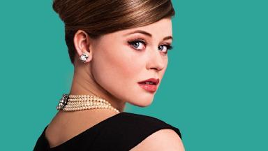 Emily Atack: The actress will play Holly Golightly in Breakfast at Tiffany's