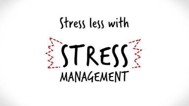 STV's emergency tactics for exam study - Day 5 - STRESS MANAGEMENT
