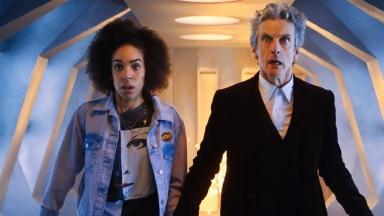 Assistant: Pearl Mackie will soon take up her role as the new Doctor Who sidekick.