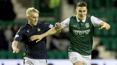 Falkirk and Hibernian could need the SPFL's tiebreaker rules to separate them