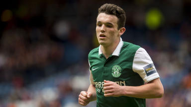 John McGinn: I would stay with Hibs if we missed promotion