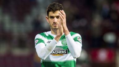 Spanish move off? It looks as if Celtic midfielder will not be joining Espanyol.