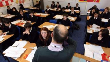 Highlands: Head teachers' workloads could rise fivefold (file pic).