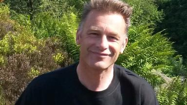 Struggle: Chris Packham has spoken about his experience of depression and bullying.