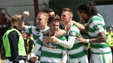 Scorers: Colin Kazim-Richards, Patrick Roberts and Leigh Griffiths scored.
