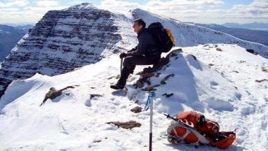 Jim Robertson: Body identified as missing climber.