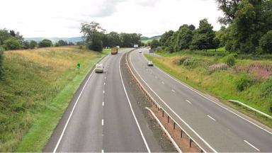Police: Witnesses to dangerous driving on the A90 are being asked to come forward. (file pic)