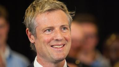 Protest: Zac Goldsmith's resignation has triggered a by-election in Richmond Park.