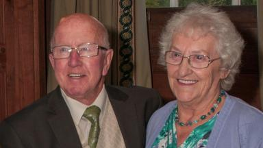 Couple: Henry and Jessie McBeath were from Sorn, East Ayrshire.