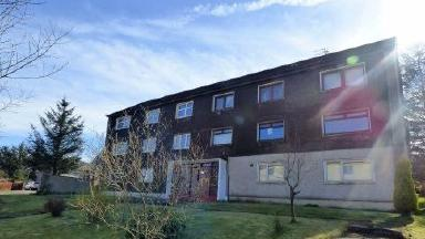 Auction: The home near Airdrie will be sold on May 18.