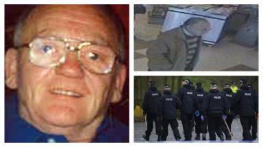 David Findlay: Police issue CCTV of missing man.