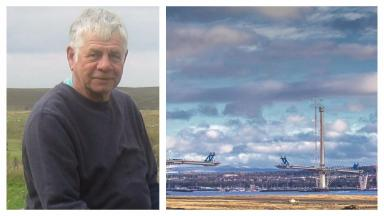Collage of John Grant Cousin, 62, worker who died on the Queensferry Crossing. Uploaded May 5 2016