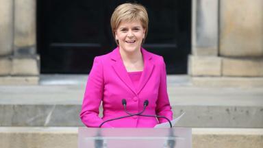 Progressive case: Sturgeon can argue for a Remain vote.