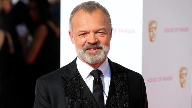 Graham Norton will host this year's awards.
