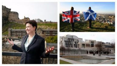The right woman: Davidson has restored her party's fortunes in Scotland.
