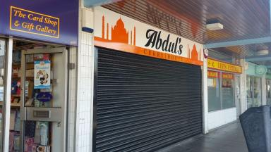 Abdul's: Thieves took two industrial pizza ovens from the premises.