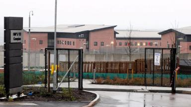 HMP Grampian: Healthcare provision in the prison 'poor'  (file pic).