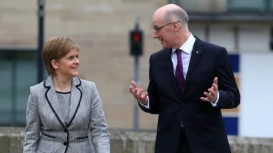 Education talks: Sturgeon and Swinney to attend.