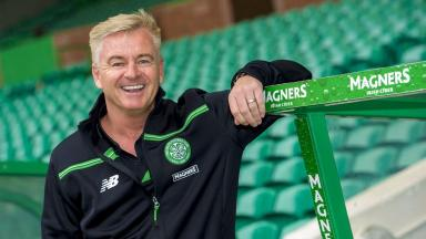 Charlie Nicholas: The former Celtic striker's firm is in liquidation.