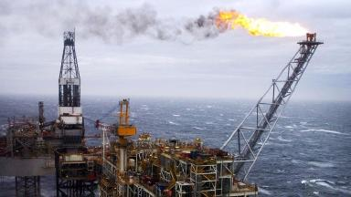 North Sea: More than 100 platforms will be decommissioned.