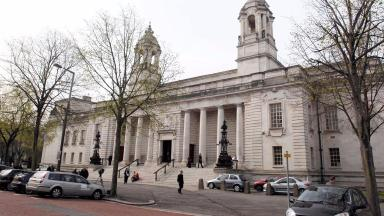 Cardiff: Trial of Scot 'forced to work for £5 a day' (file pic).