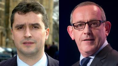 SNP MPs: Angus MacNeill and Stewart Hosie were reported tot he watchdog following their affairs being made public.