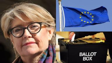 Jacquelyn MacLennan: The expat wants the right to vote to remain in the EU.