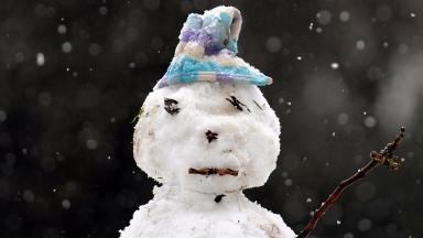 Snowman/winter/snow stock/generic image uploaded from PA May 23 2016