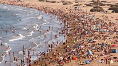 There has been a surge in demand for holidays to Spain and Portugal for summer.